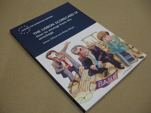 THE LISBON SCORECARD IX Tilford, Whyte 2009 - Knihy