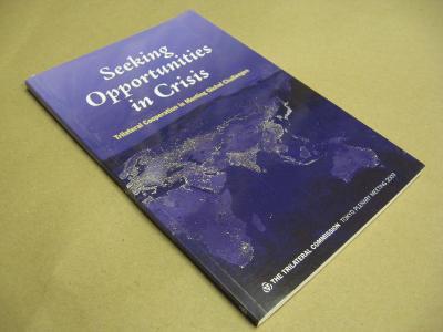SEEKING OPPORTUNITIES IN CRISIS 2009