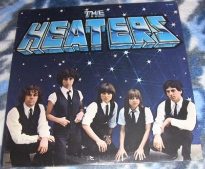 Původ.Originál LP The Heaters 1978 nové zape�etěné