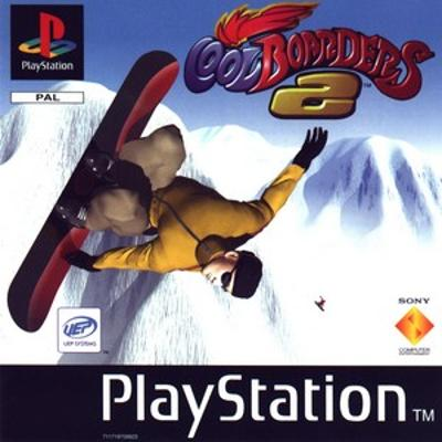 ***** Cool boarders 2 ***** (PS1)