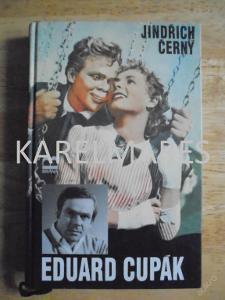 EDUARD CUPÁK, JINDŘICH ČERNÝ,  FILM HEREC