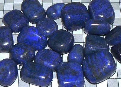 Hrst lapisu lazuli extra, velké valouny 20g