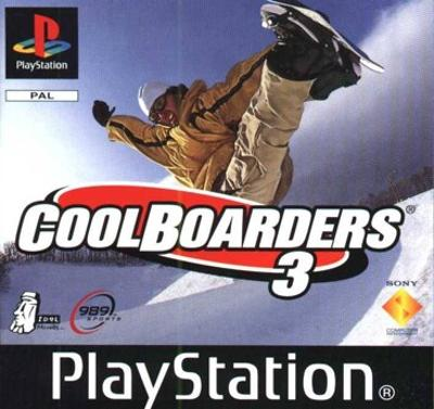 ***** Cool boarders 3 ***** (PS1)