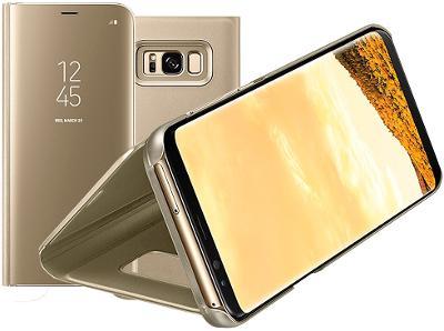KRYT obal Samsung Galaxy A5 2017 _ clear VIEW  H37