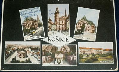 Slovensko - Košice 1928