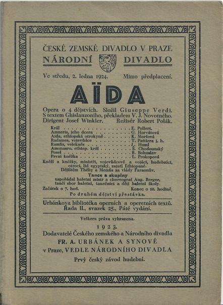 Aida - Knihy