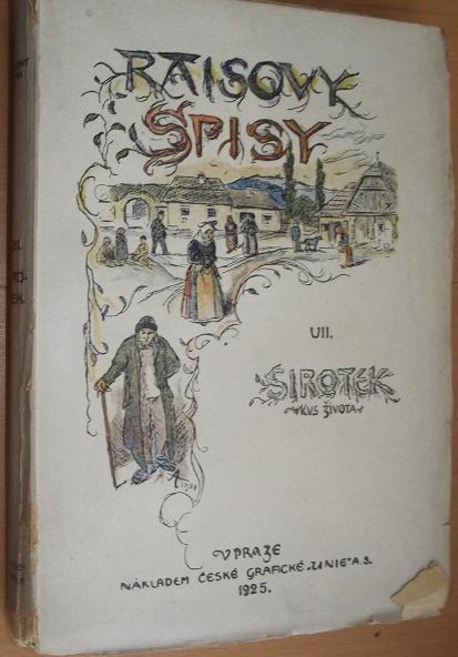 Sirotek - Rais (brož) - Knihy