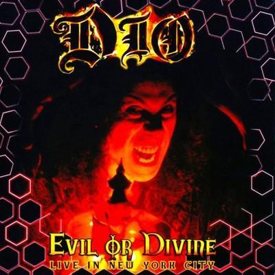 DIO - Evil Or Divine - Live In N.Y. City ....... JAKO NOVÉ !!