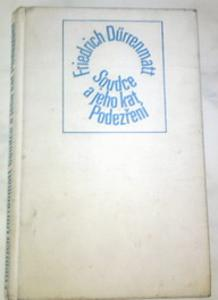 Soudce a jeho kat, podezření-Friedrich Důrrenmatt