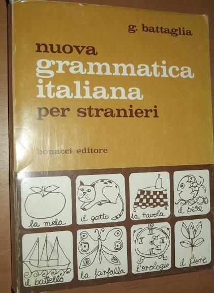 Nuova grammatica italiana per stranieri - Knihy