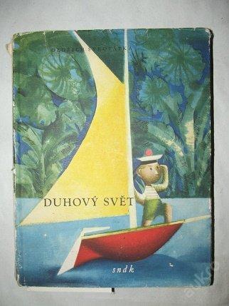 Duhový svět - Syrovátka - Knihy