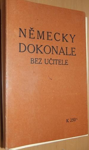 Německy dokonale bez učitele - Učebnice