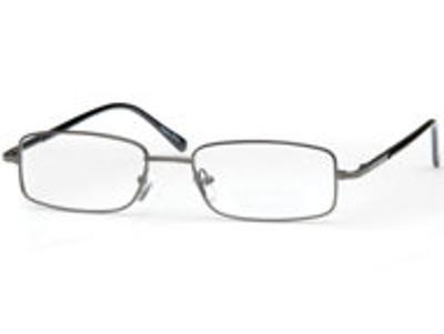 Dioptrické brýle Forever čtecí FLEXI kovové, dioptrie +3,0