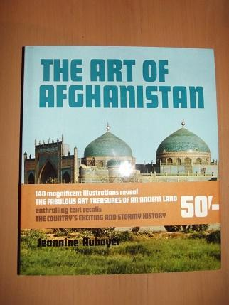The art of Afganistan - Knihy