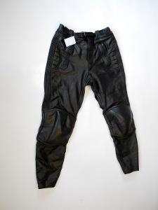 Kožené kalhoty LOUIS vel. 52/L - obvod pasu: 82