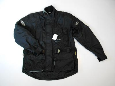 Textilní bunda REUSCH vel. M - Chrániče, reflex