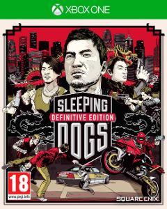 SLEEPING DOGS : DEFINITIVE EDIT. - XBOX ONE - NOVÁ - ZABALENÁ