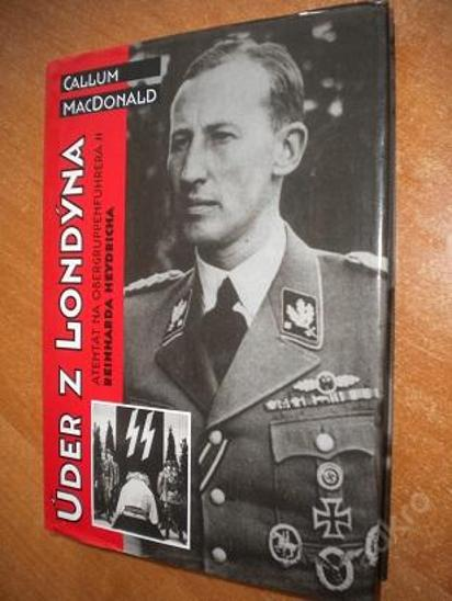 MacDonald Callum - Úder z Londýna - Knihy