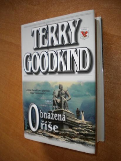 Goodkind Terry - Obnažená říše - Knihy