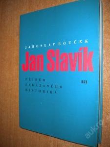 Bouček J. - Jan Slavík