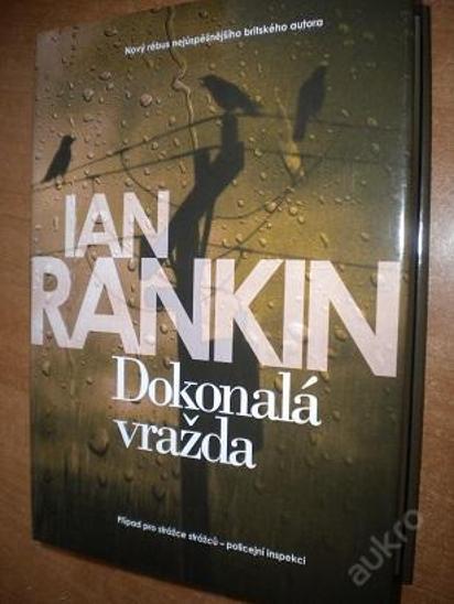 Rankin Ian - Dokonalá vražda - Knihy