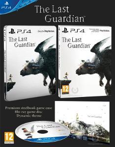 The Last Guardian (Steelbook Edition)+ darek!