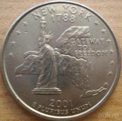 USA 2001 New York P