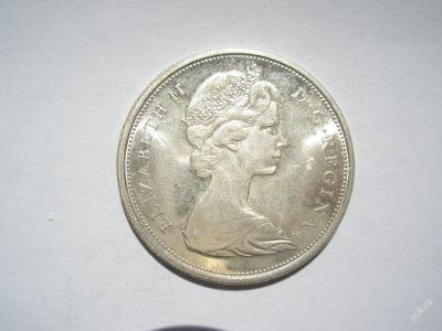Kanada 50 Cent 1966