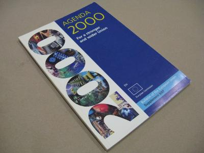 AGENDA 2000 For a stronger and wider Union 1997