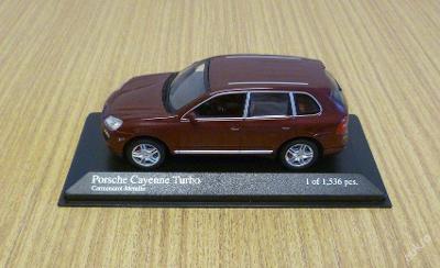 1/43 Porsche Cayenne Turbo