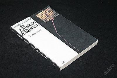 Prolog k románu - František Kautman  (s6)