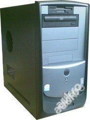 PC TRILINE PENTIUM 2XCORE 2.80GHZ/4GB/400GB/DVD-ROM WIN7