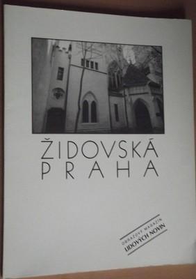 Židovská Praha Obrazový magazín Lidových novin
