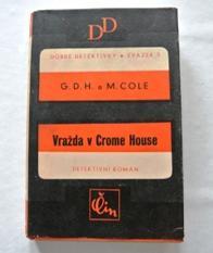 Cole - Vražda v Crome H - Čin - Dobré detektivky 5