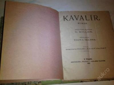 Kavalír-E Miller  vydáno: 1916