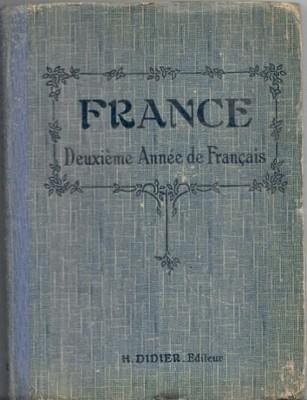 France Deuxieme Année de Francais