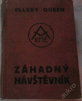 Záhadný návštěvník-Ellery Queen vydáno 1935