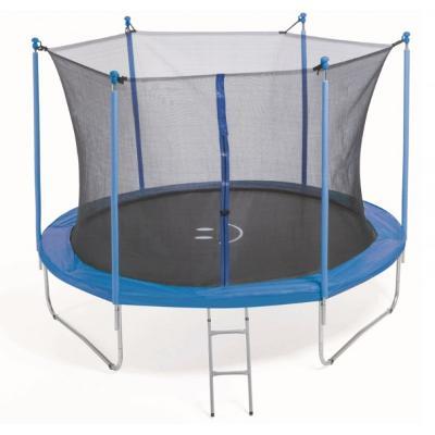 Trampolína Fit-Center 244/252 cm + Schůdky - 150kg