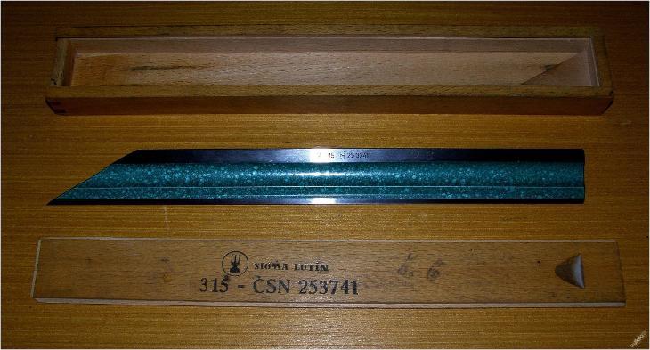 Pravítko na měření roviny-315 mm - Nářadí