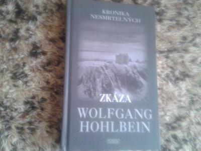 W,HOHLBEIN: ZKÁZA - NOVÁ