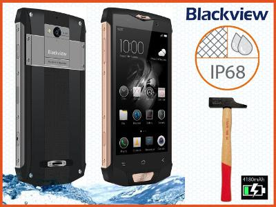 Promo Blackview BV8000 PRO 5.0 6/64GB 16MP IP68 CZ