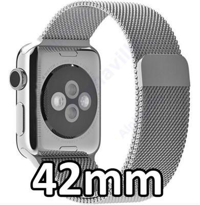 Řemínek, opasek - milánský, pro Apple Watch 42mm