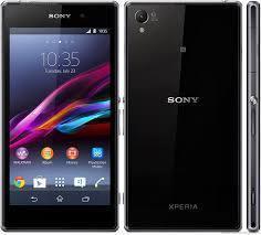 Sony Xperia Z1 TOP STAV črný jako nový