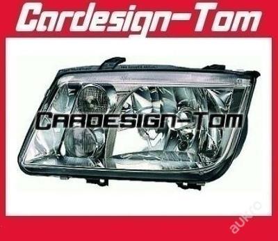 Světlo Světla přední VW VW Bora 1J5/1JM 10.98- H4