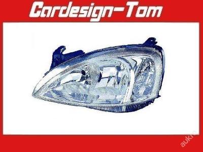 Světlo Světla přední OPEL CORSA/COMBO C 00-03
