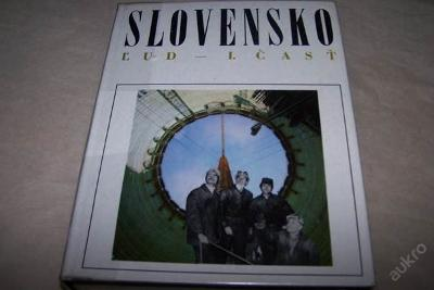 SLOVENSKO LUD  1.část encyklopedie r.1974/Kg16/