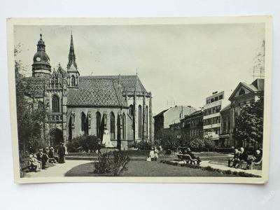 Košice - Dom 1937