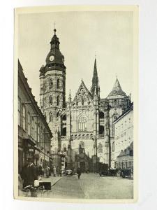 Košice - Dom - ulice