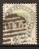 Anglie - razít.,Mi.č. č.78,Michel kat.150 EUR /B549/