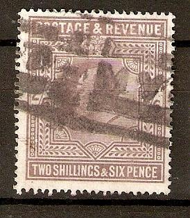 Anglie - razít.,Mi.č.115A,Michel kat. 60 EUR  /L135/
